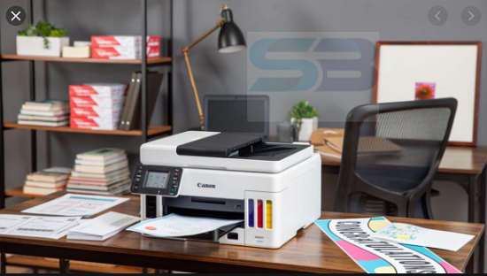Canon MAXIFY GX6020 Offline Installer free download