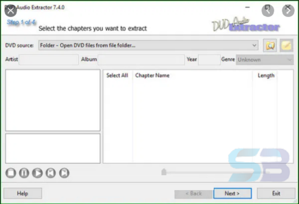 DVD Audio Extractor 2021 free download