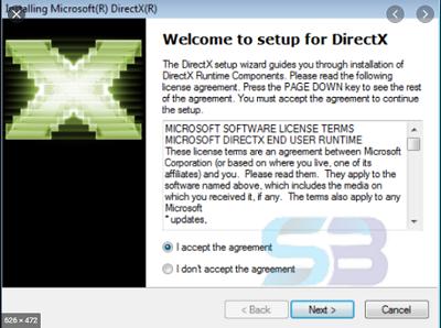 Download DirectX 9 Offline Installer free