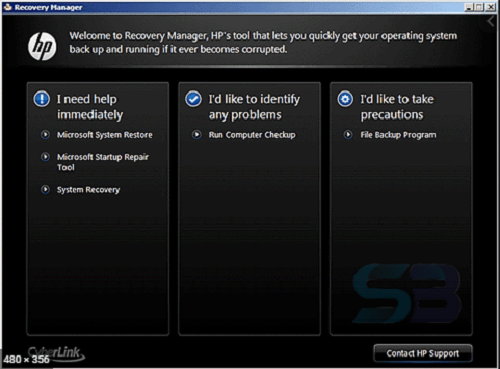 Download HP Recovery Manager 2021 free