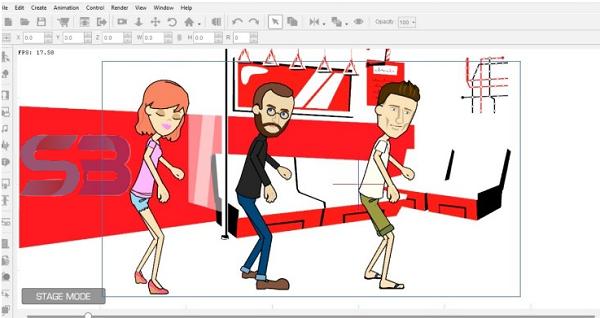 Download Reallusion Cartoon Animator 4.5.2918.1 Pipeline Offline free