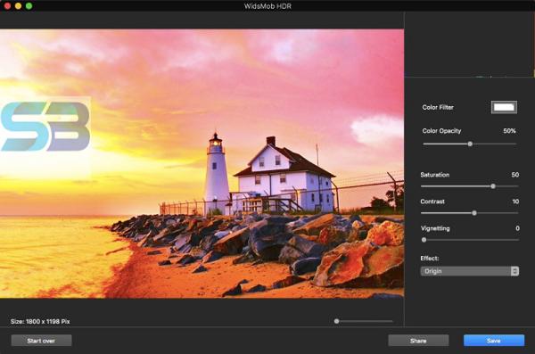 Download WidsMob HDR 2021 Offline free
