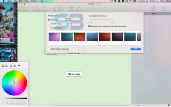 Download xLine 3 for Mac free