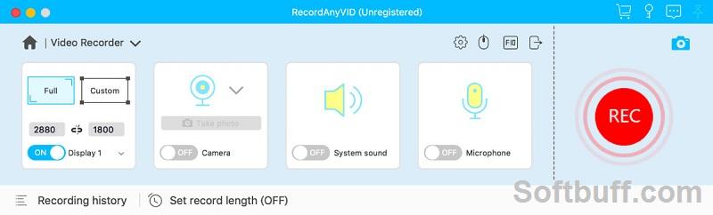 Vidpaw RecordAnyVid free download