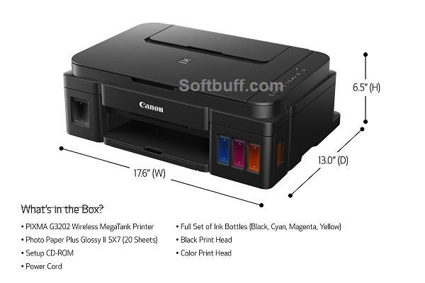 Canon PIXMA G3202 Driver Download