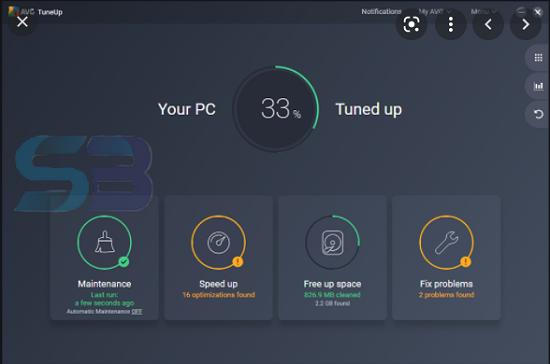 Download AVG PC TuneUp 2021 Offline Installer free