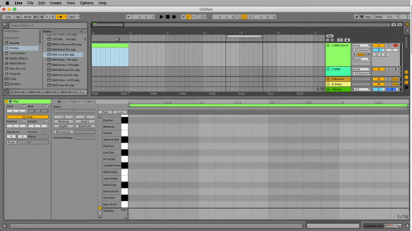 Download Ableton Live Suite for macOS free