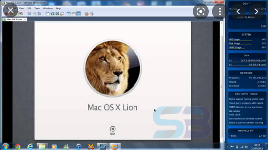 Download Mac OS 10.7.0 ISO free