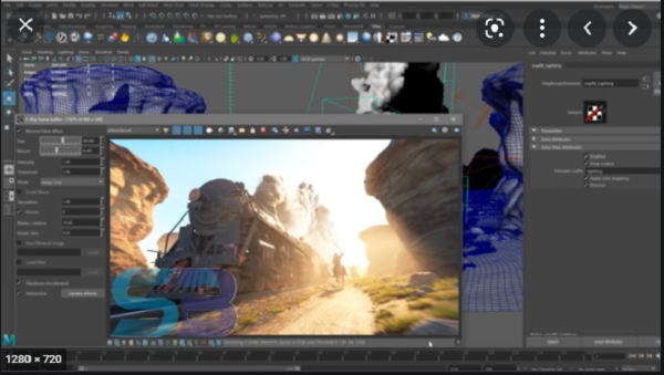 Download Vray for Maya 2022 Advanced free
