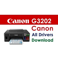 Free Download Canon PIXMA G3202 Drivers for Windows