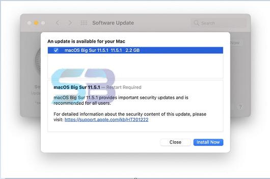 Free Download macOS Big Sur 11.5