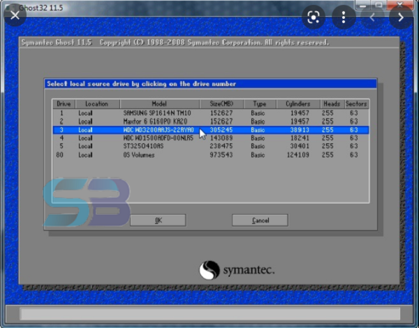 Symantec Ghost Boot CD 12 ISO free download
