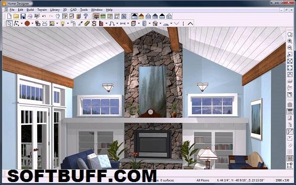 Chief Architect Home Designer Pro 2022 v23.2 Free Download