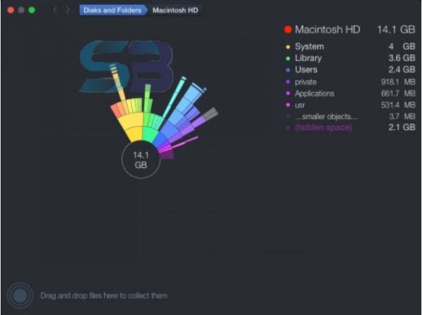DaisyDisk 4 for Mac free download