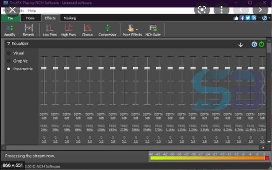 DeskFX Free Audio Enhancer Software for macOS free download