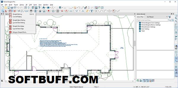 Download Chief Architect Home Designer Pro 2022 v23