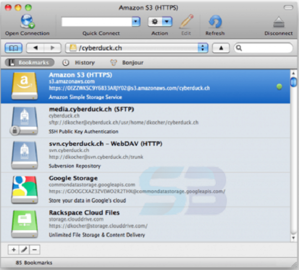 Download Cyberduck 6 for macOS free