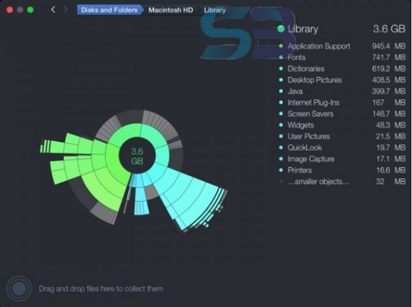 Download DaisyDisk 4 for macOS free