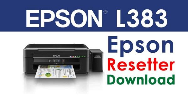 Download Epson L383 Driver Printer free
