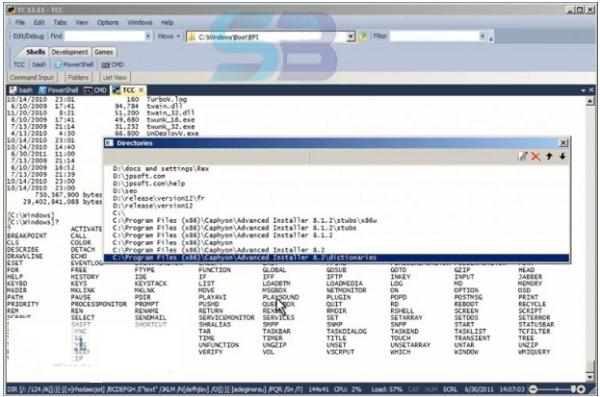 Download JP Software CMDebug 2021 free