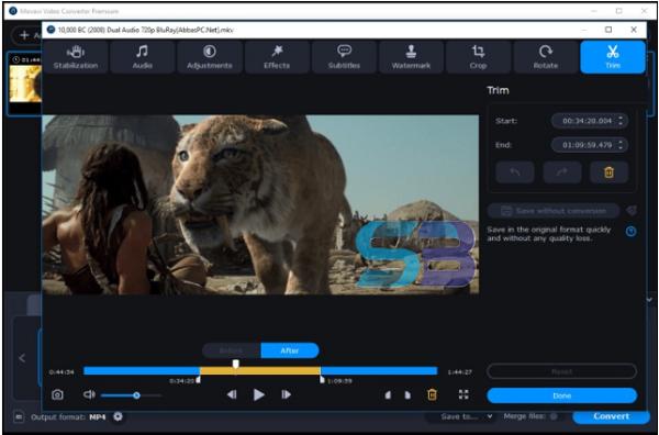 Download Movavi Video Converter 2021 free