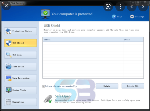 Download USB Disk Security 2021 free