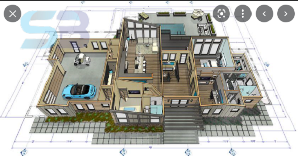 Chief Architect Interiors X13 Free Download