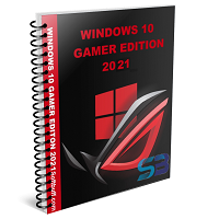 Free Download Windows 10 Gamer Edition 2021 ISO