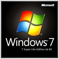 Free Download Windows 7 Super Lite Edition ISO File
