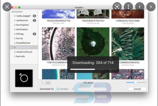 InstaBro 5 for Mac free download