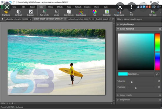 PhotoPad Pro 7 for Mac free download