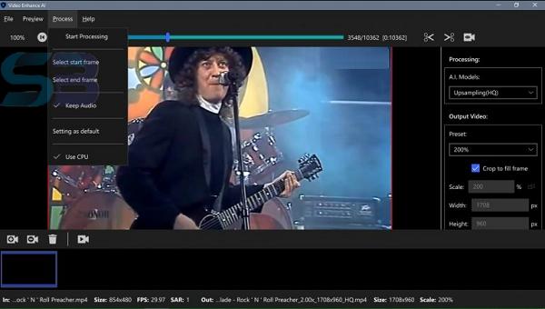 Topaz Video Enhance AI 2021 free download