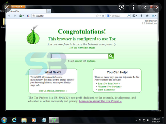Tor Browser for macOS free download