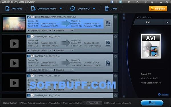 WonderFox DVD Ripper Pro 18.7 Free Download