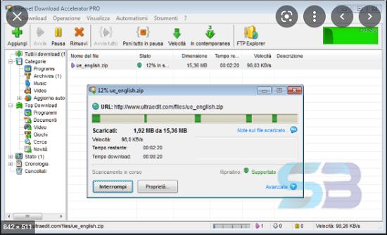 download Internet Download Accelerator Pro 6 Offline free
