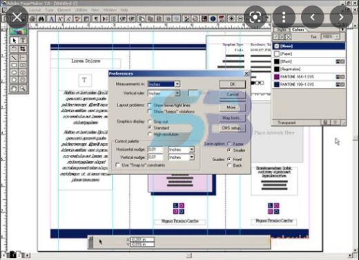 free Adobe Pagemaker 7 download
