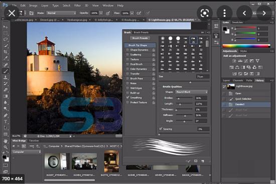 Adobe Photoshop CC 2017 free download 32 bit & 64 bit