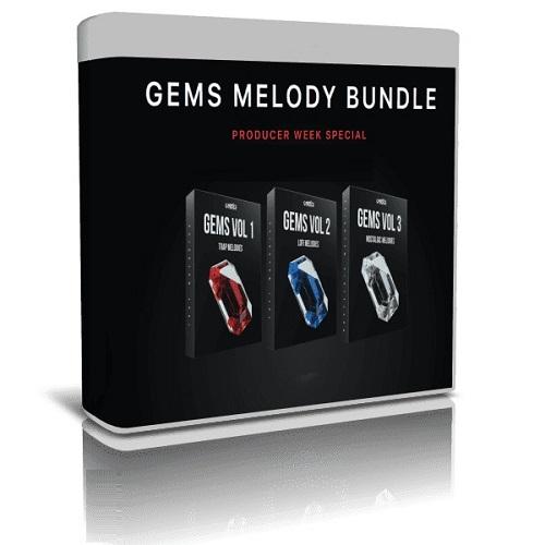 Cymatics Gems Melody Bundle 2021 free download