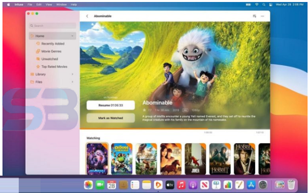 Infuse Pro 7 for Mac free download
