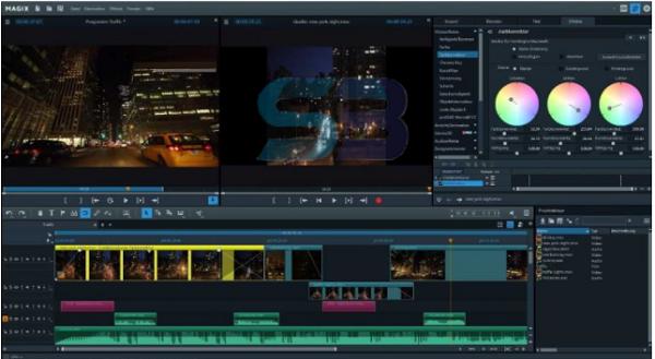 MAGIX Video Pro 2021 free download