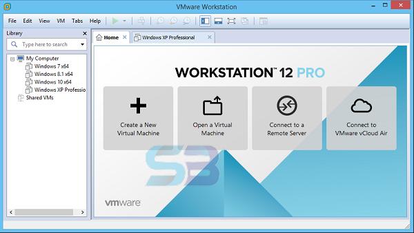 VMware Workstation 12 free download