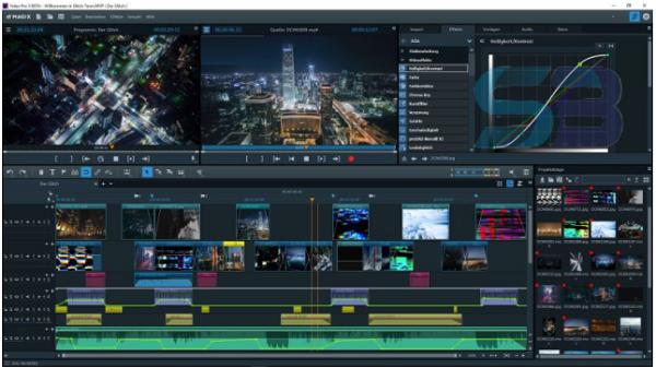 download MAGIX Video Pro X13 free