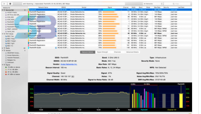 download WiFi Explorer Pro 3 for Macfree