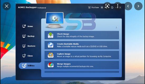 AOMEI Backupper 1.7.1 free download