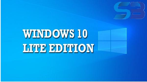 Download Windows 10 Lite ISO free