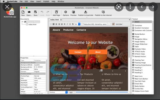 RocketCake Professional 4 Offline free download