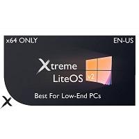 free download Xtreme LiteOS 10 V3 x64 ISO