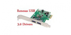 Free Download Renesas USB 3.0 Drivers for Windows